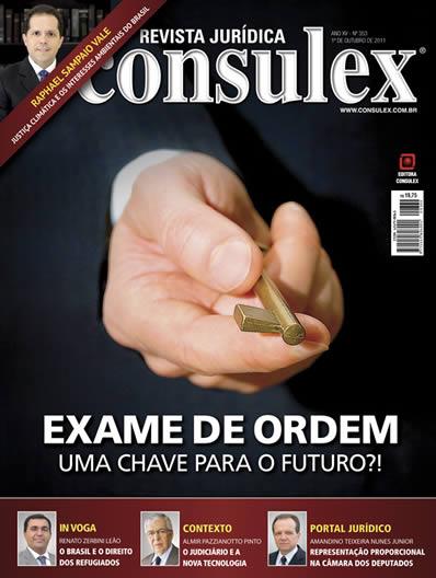 EXAME DE ORDEM • UMA CHAVE PARA O FUTURO?!