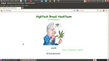 - - - - - - - - ataque hacker 1 - 6 de setembro
