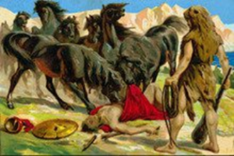 Éguas de Diomedes