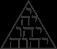 Tetragrama Jehova