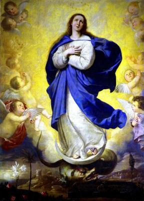 Virgem da Imaculada Concepção
