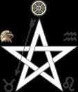 Pentagrama Invocação Terra