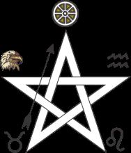Pentagrama Proscrição Terra